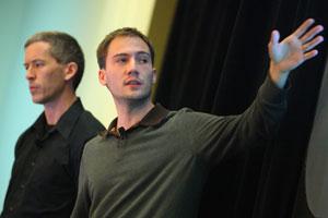 Выступление на andevCon III