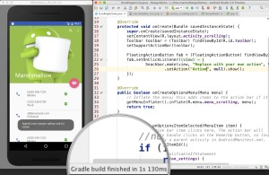Android Studio 2.0 preview