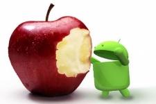 Продажи android растут