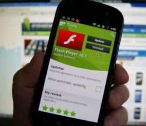 Установка adobe flash на Android