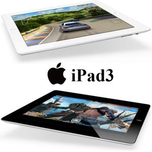 iPad3 слухи