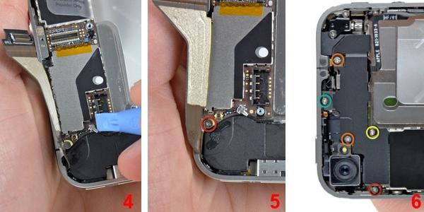 Ремонт Apple iPhone 4