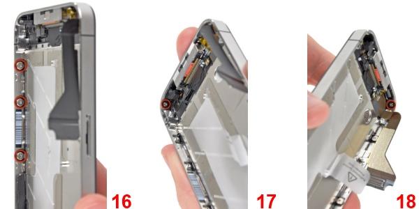 Ремонтируем iPhone4
