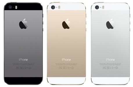 iPhone 5S крышка