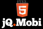 jQ.Mobi framework для iOS и Android