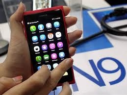 Nokia N9 Jolla Mobile